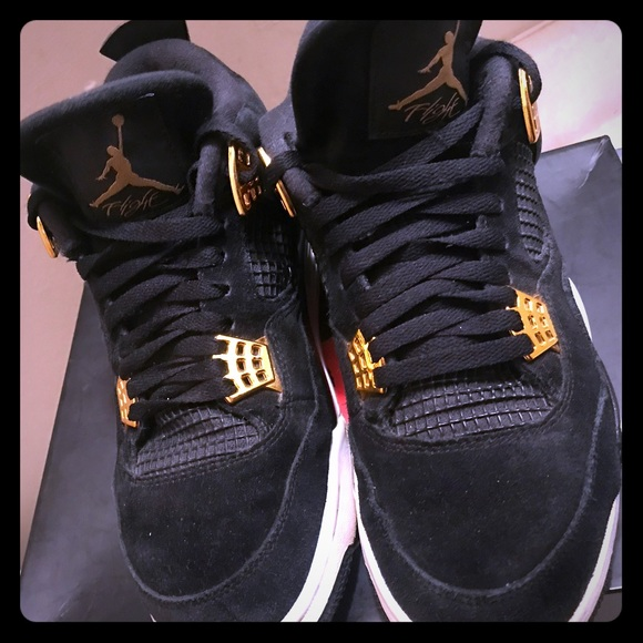 factory price 2b3cc a7d6e Jordan Other - Air Jordan Retro 4 Royalty Size 10 Men s